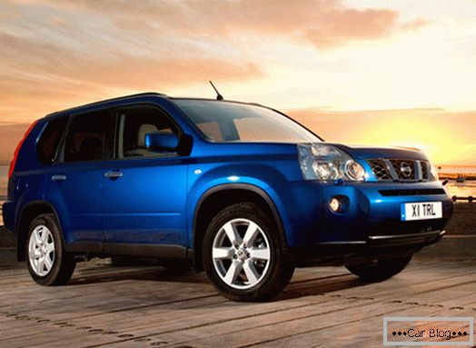 Best Used SUV Nissan X-Trail